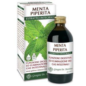 Menta Piperita estratto integrale 200ml