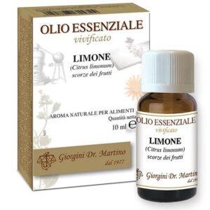 Limone 10 ML Olio Essenziale Vivificato