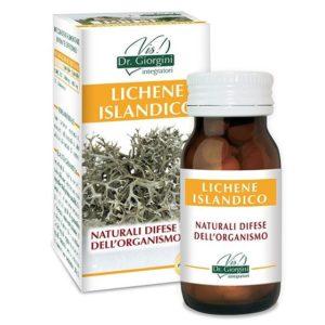 Lichene Islandico 40gr 50 Pastiglie