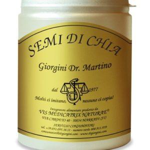SEMI DI CHIA 360 GR DR. GIORGINI