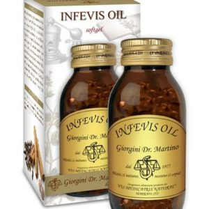 INFEVIS OIL 80 GRAMMI SOFTGEL
