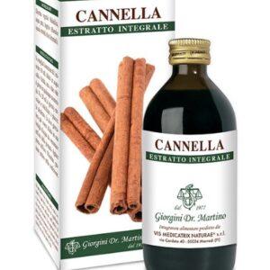 CANNELLA ESTRATTO INTEGRALE 200 ML
