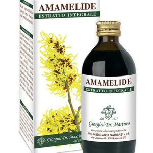 AMAMELIDE ESTRATTO INTEGRALE 200 ML