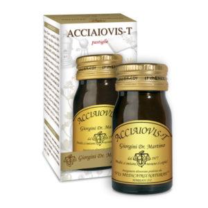 ACCIAIOVIS-T 30GR 60 PASTIGLIE