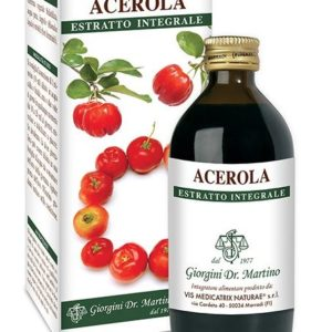 ACEROLA ESTRATTO INTEGRALE 200 ML