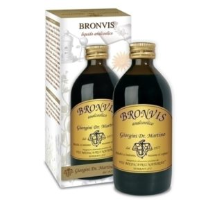 BRONVIS ANALCOLICO 200 ML DR. GIORGINI