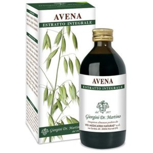 Avena estratto integrale 200ml