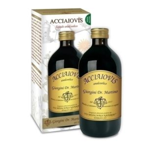 ACCIAIOVIS ANALCOLICO 500ML