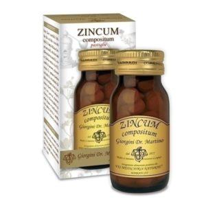 ZINCUM COMPOSITUM 40 GR DR. GIORGINI