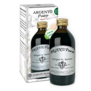 ARGENTO PURO 200 ML DR. GIORGINI