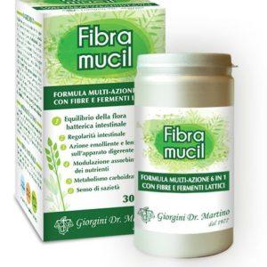 FIBRA MUCIL 120 GR POLVERE - DR.GIORGINI