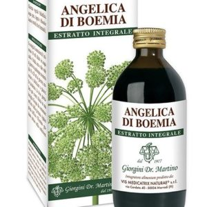 ANGELICA BOEMIA ESTRATTO INTEGRALE 200 ML