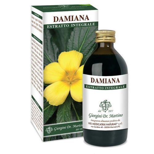 Damiana estratto integrale 200ml
