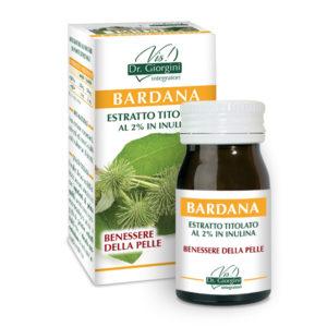 ESTRATTO TITOLATO BARDANA 60 PASTIGLIE