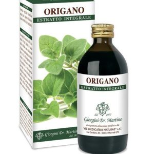 ORIGANO ESTRATTO INTEGRALE 200 ML