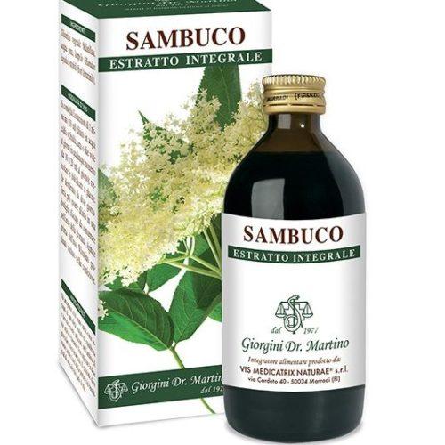 SAMBUCO ESTRATTO INTEGRALE 200 ML