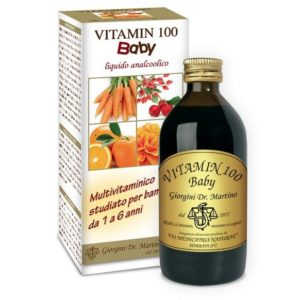 VITAMIN100 BABY ANALCOLICO 500 ML