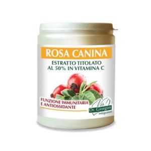 ESTRATTO TITOLATO ROSA CANINA 500GR POLVERE