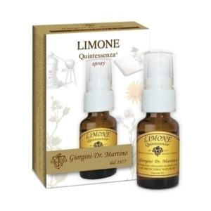 LIMONE QUINTESSENZA 15 ML SPRAY