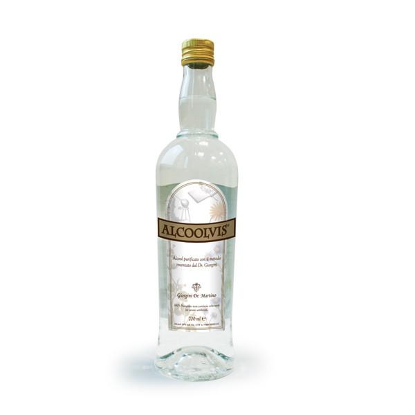 ALCOOLVIS 700 ML LIQUIDO DR. GIORGINI