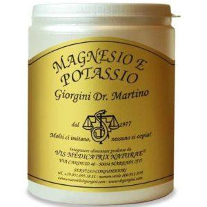MAGNESIO E POTASSIO 360 GR POLVERE