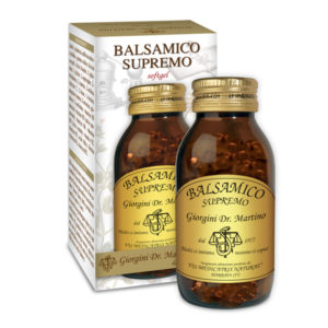 BALSAMICO SUPREMO 80 G SOFTGEL