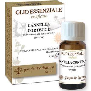 CANNELLA CORTECCIA 5 ML OLIO ESSENZIALE VIVIFICATO