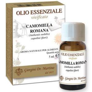 CAMOMILLA ROMANA 5 ML OLIO ESSENZIALE VIVIFICATO
