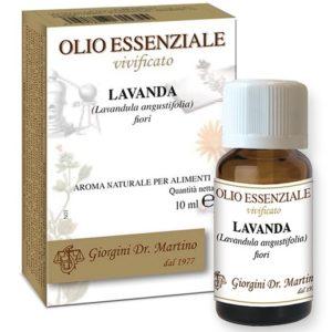 LAVANDA OLIO ESSENZIALE VIVIFICATO10 ML