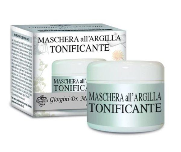 MASCHERA ALL'ARGILLA TONIFICANTE 100 ML
