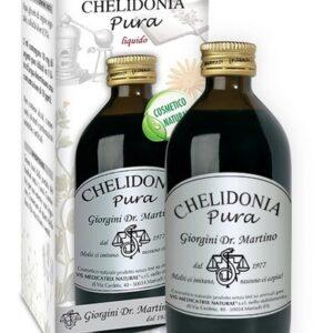 CHELIDONIA PURA 200 ML DR. GIORGINI