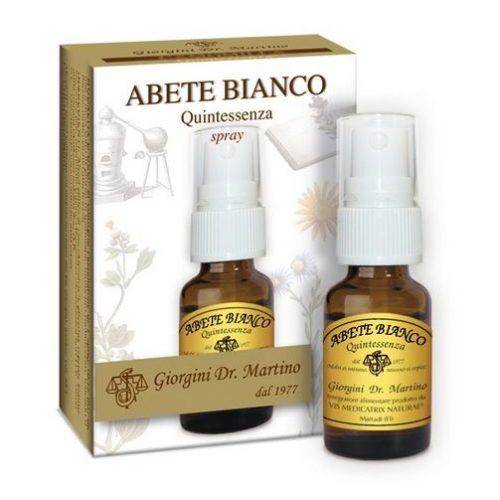 Abete Bianco Quintessenza 15ml Spray
