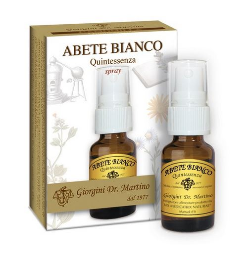 Abete Bianco Quintessenza 15ml Spray