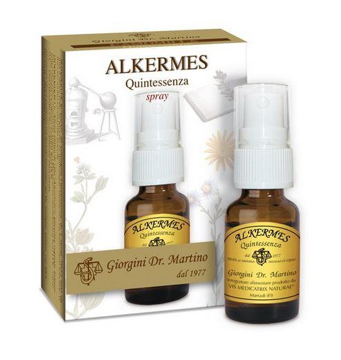Alkermes Quintessenza 15ml Spray