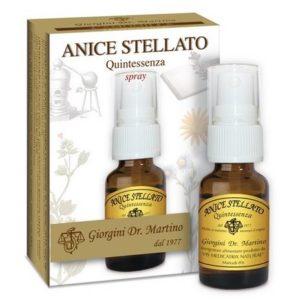Anice Stellato Quintessenza 15ml Spray