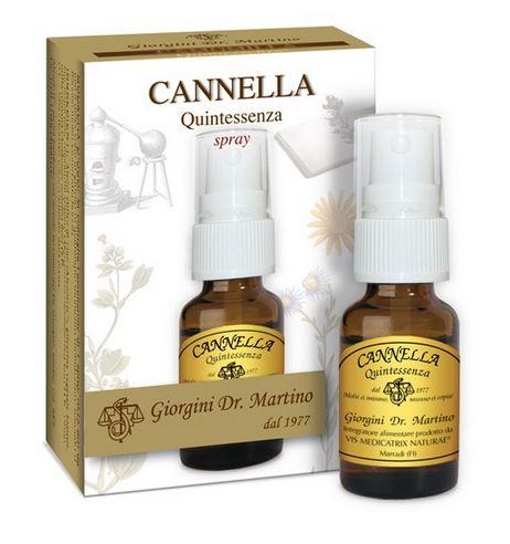 Cannella Quintessenza 15ml Spray