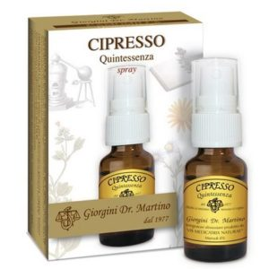 Cipresso Quintessenza 15ml Spray