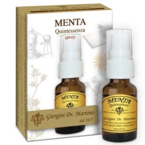Menta Quintessenza 15ml Spray