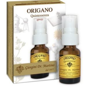 Origano Quintessenza 15ml Spray
