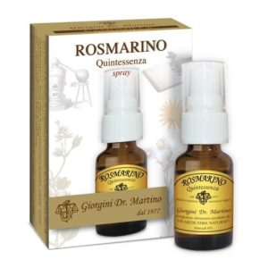Rosmarino Quintessenza 15ml Spray