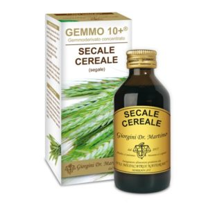 GEMMO 10+ SEGALE 100 ML ANALCOLICO