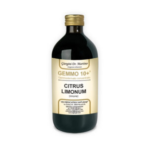 GEMMO 10+ LIMONE 500 ML ANALCOLICO