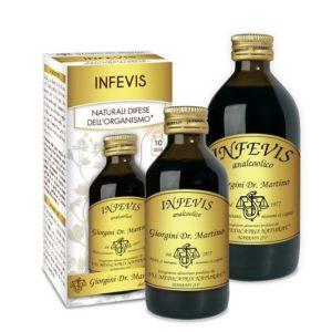 Infevis Analcolico 100ml - Dr. Giorgini